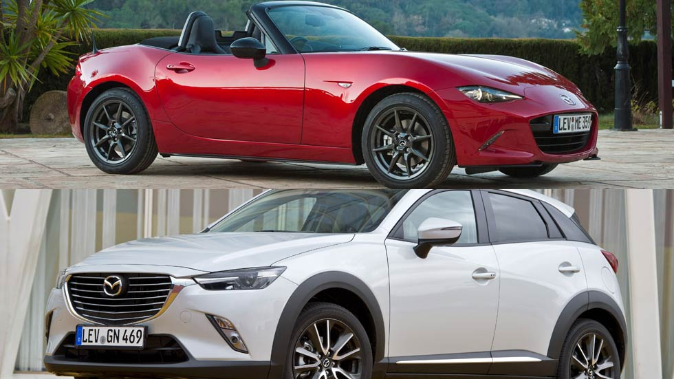 Mazda, patrocinador oficial de la La Liga de fútbol