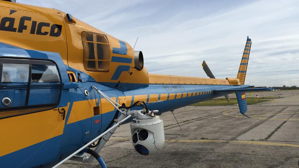 Lo que te interesa saber del radar helicóptero Pegasus