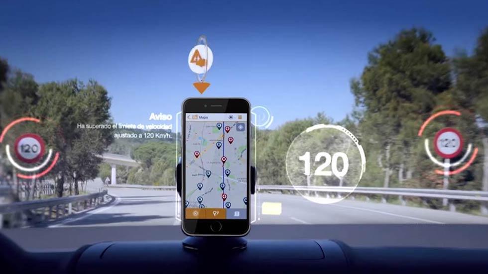 APP: descubre la aplicación que cambiará tu forma de conducir por la autopista