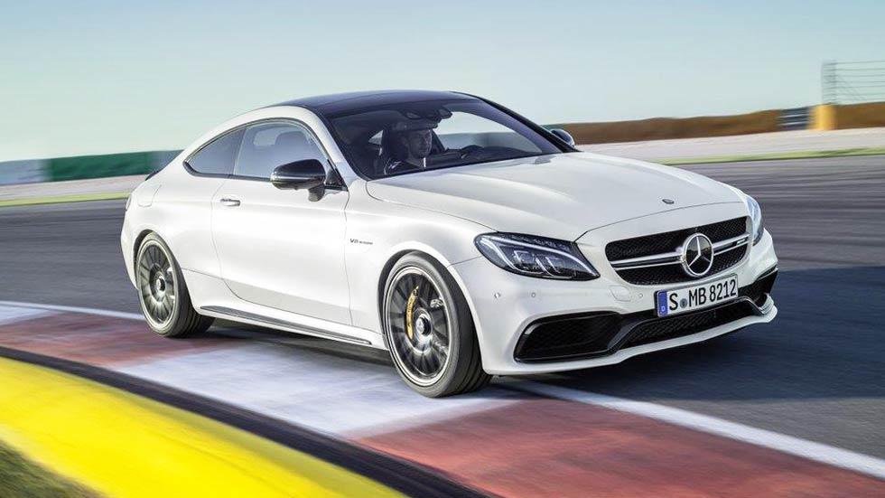 Mercedes-AMG C 63 Coupé, nueva generación turbo