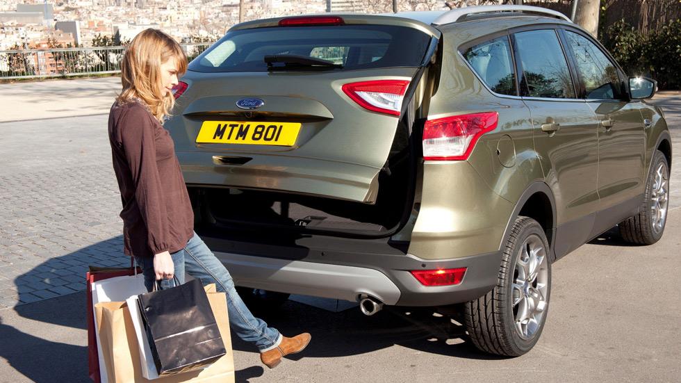 Soluciones prácticas, apertura del coche por proximidad