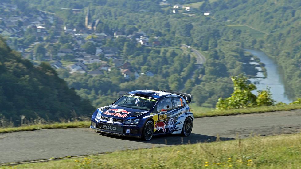 Rallye de Alemania - viernes: Latvala y Ogier pelean a la décima