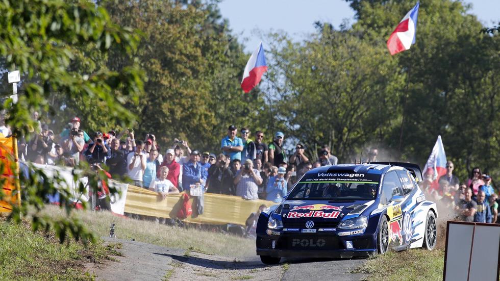 Rallye de Alemania - viernes: Ogier releva a Latvala en cabeza del rallye