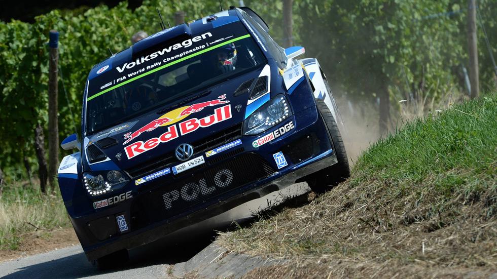 Rallye de Alemania - sábado: Ogier despega