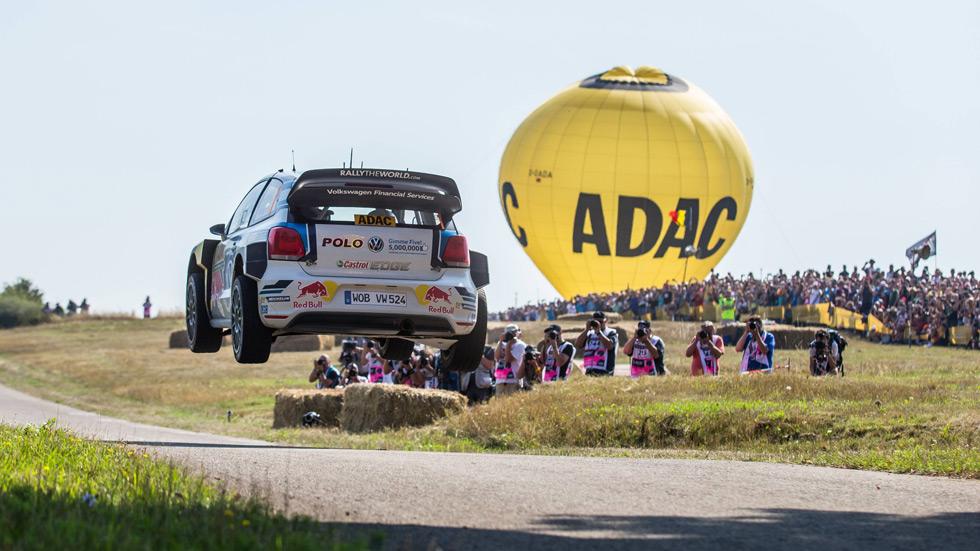 Rallye de Alemania - final: Triplete de VW con Ogier en lo más alto