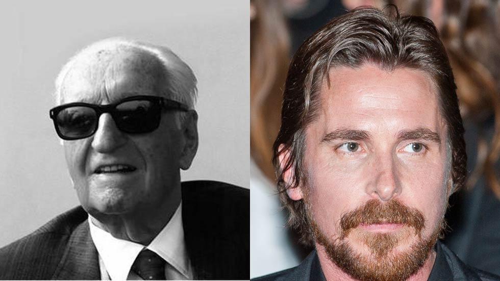 Christian Bale será Enzo Ferrari en el cine