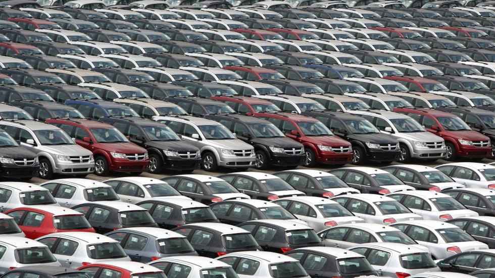 Las ventas de coches en Alemania crecen un 7 por ciento