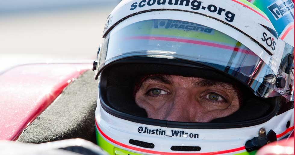 Fallece Justin Wilson, piloto de la IndyCar