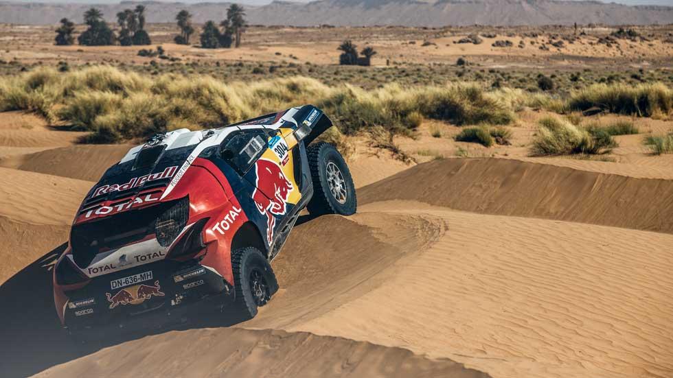 El Dakar 2016 cancela su paso por Perú