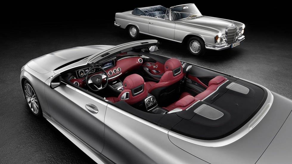Mercedes S Cabriolet, primera imagen