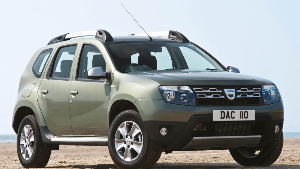 Dacia Duster 1.6i 16V de 115 CV, llegan refuerzos