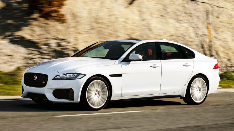Jaguar XF 2016, ¿a la segunda la vencida?