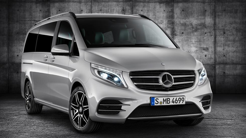 Mercedes Clase V AMG Line, el espacio más personalizable