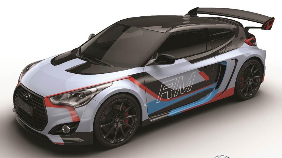 Hyundai N 2025 Vision Gran Turismo y RM15, bestias deportivas en Frankfurt 2015