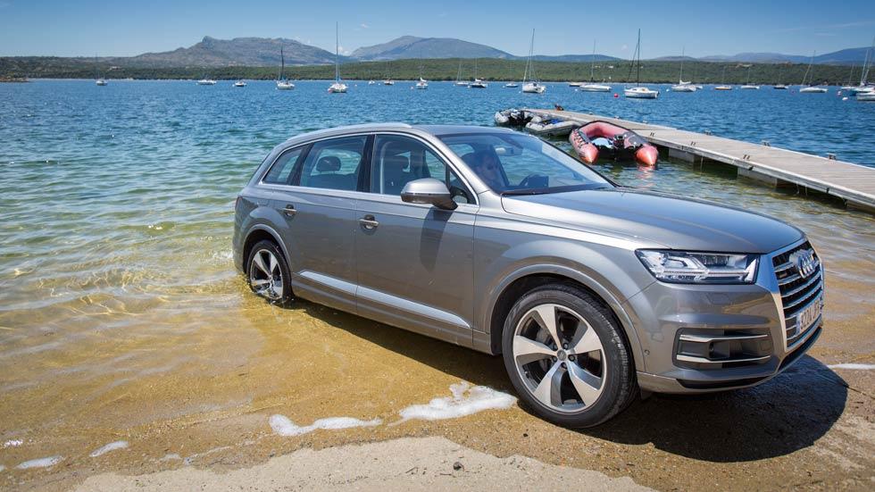 Audi Q7 3.0 TDI quattro tiptronic, el SUV más cómodo