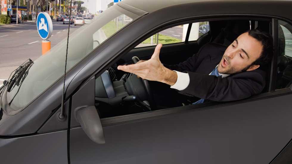 Tacos al volante: los niños se chivan de sus padres