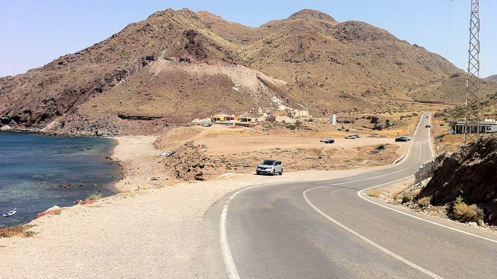 San José-Cabo de Gata, ¿la mejor carretera de España para conducir?