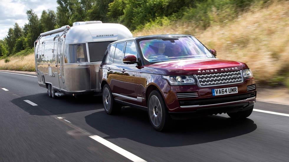 """Land Rover patenta el remolque """"invisible"""" (vídeo)"""