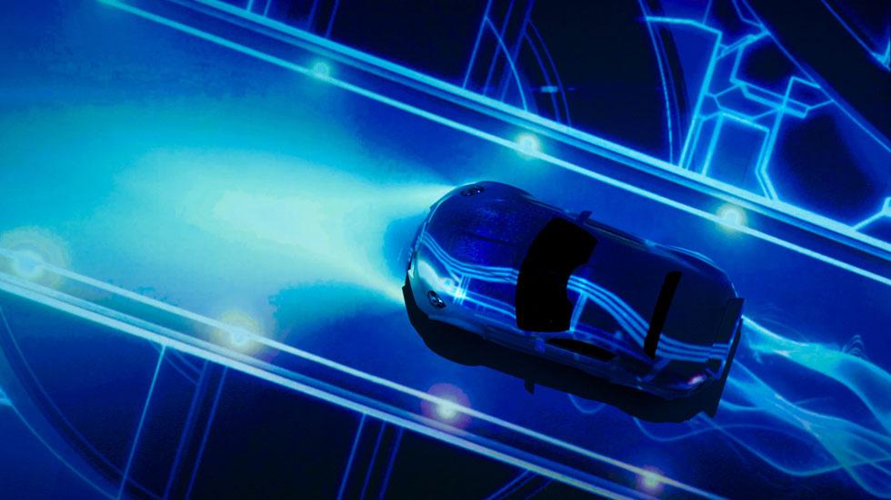 Los mejores coches futuristas… del cine