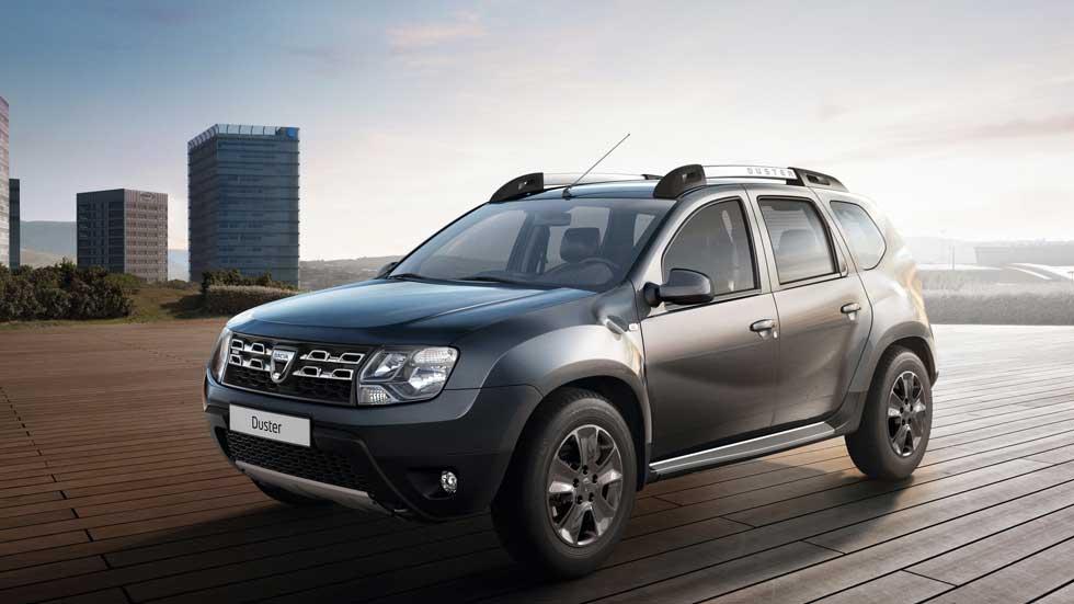 Un renovado Duster y la caja de cambios Easy-R, armas de Dacia para Frankfurt