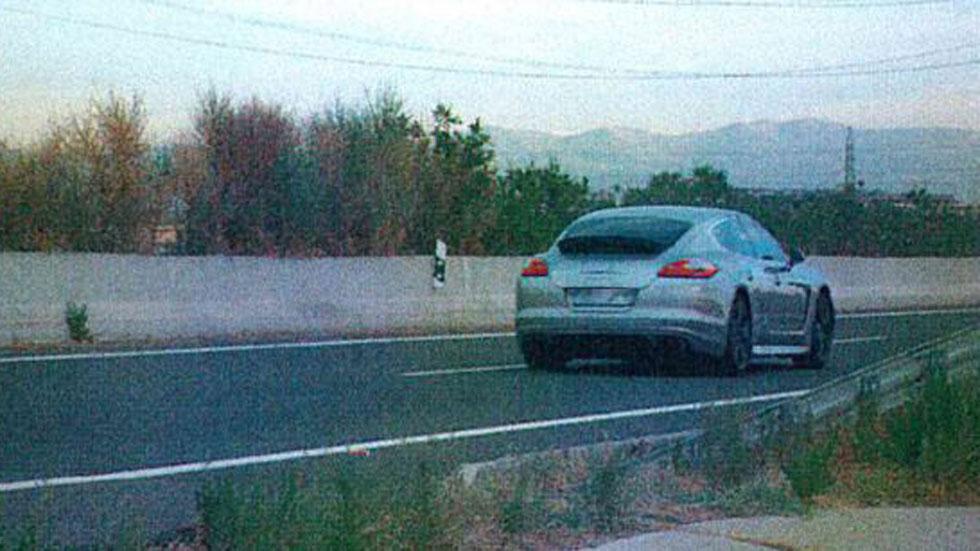 Amaya, del Rayo Vallecano, cazado a 234 km/h por una secundaria