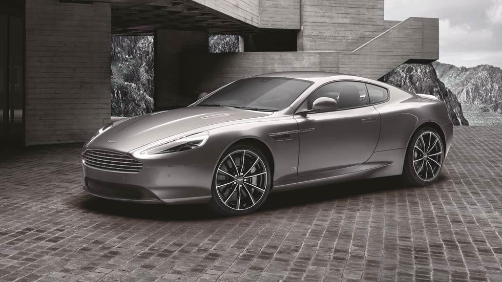 Aston Martin DB9 GT Bond Edition, merecido tributo al agente 007