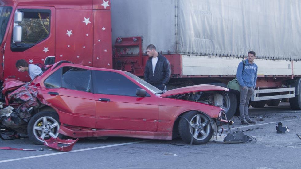 Aumentan los fallecidos en accidentes de tráfico en verano
