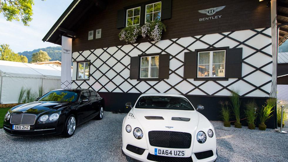 Concédete un capricho: Bentley Lodge Kitzbühel