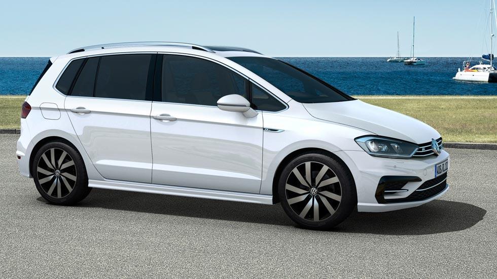 Volkswagen Golf Sportsvan R-Line Packs, más deportividad