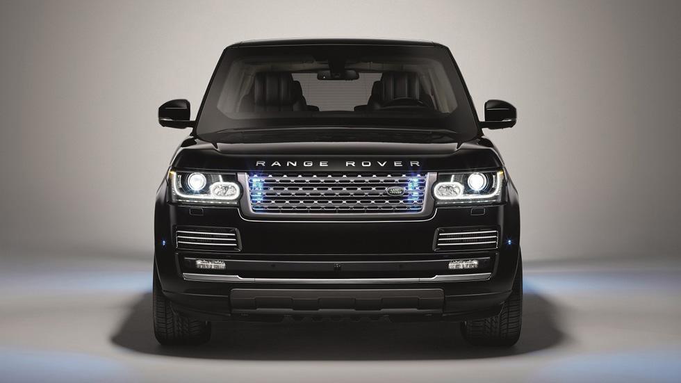 Range Rover Sentinel, blindado ante cualquier ataque