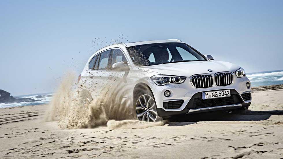 BMW X1, los motores tricilíndricos llegan al pequeño SUV
