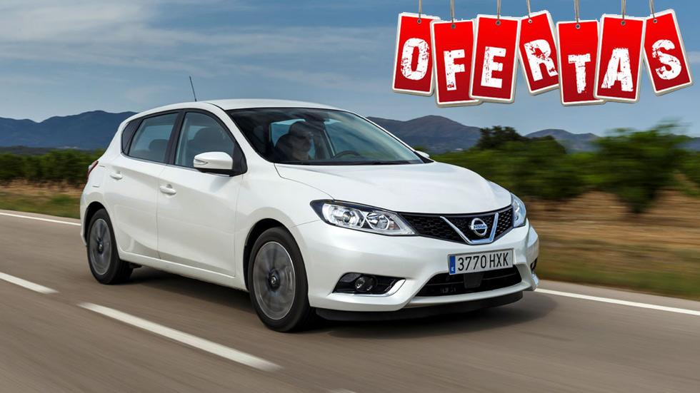Los coches con mejores ofertas del mes de septiembre