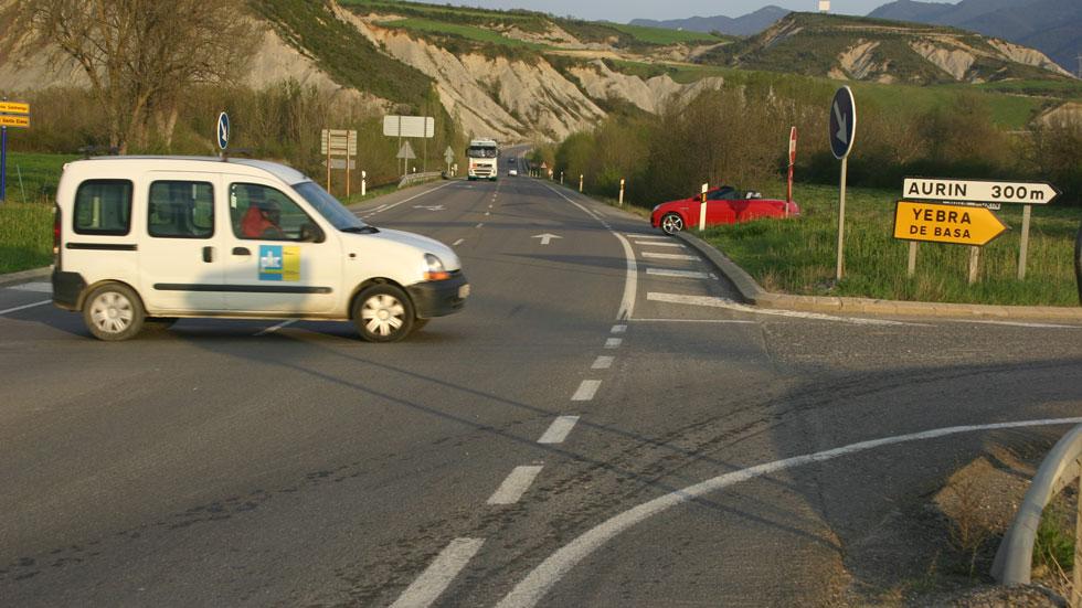 Las 10 mejores propuestas para reducir los accidentes de tráfico
