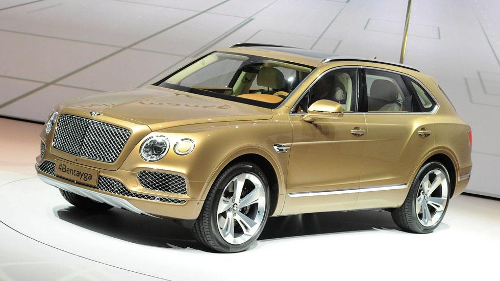 Bentley Bentayga, el más lujoso, rápido y exclusivo del mundo