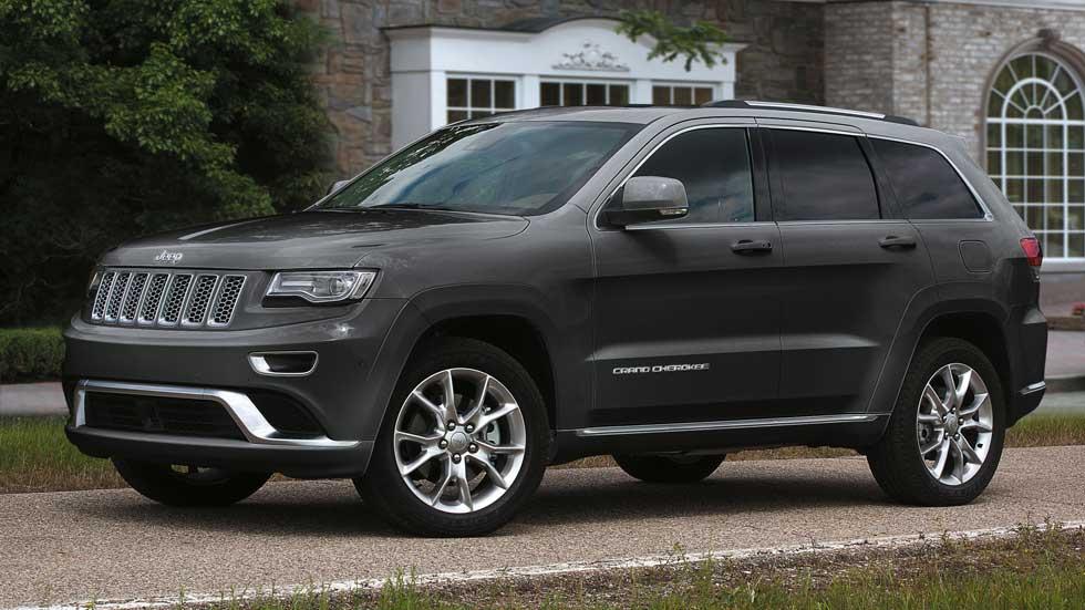 Jeep Grand Cherokee Summit Platinum, una edición limitada Diesel