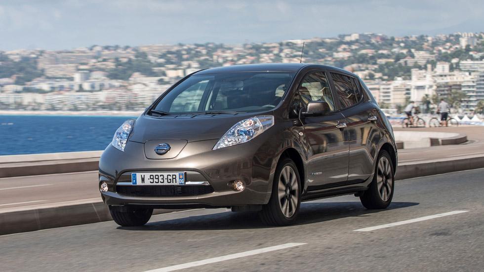 Nissan Leaf 2016, hasta los 250 km de autonomía eléctrica
