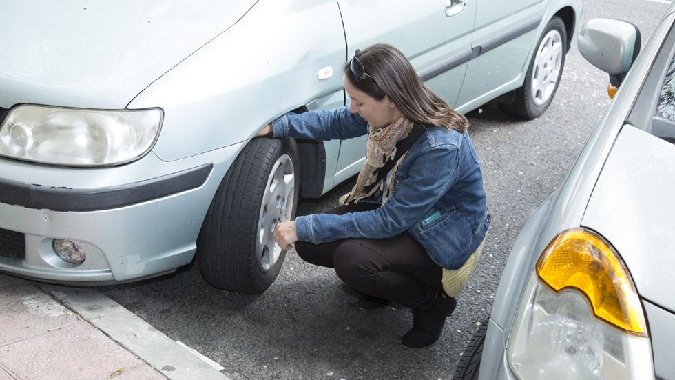 Tus neumáticos causan accidentes