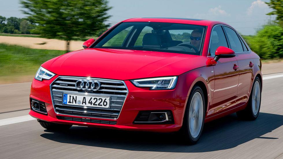 Audi A4 2015 (primera prueba): precios desde 33.000 euros