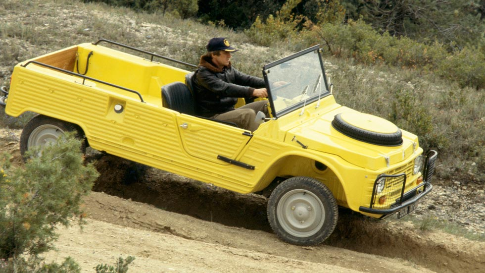 Citroën Méhari: el todocamino más original