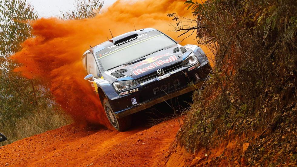 Rallye de Australia - sábado: Ogier escala al mando y acaricia el título