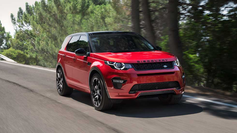 Land Rover Discovery Sport Dynamic, personalidad deportiva
