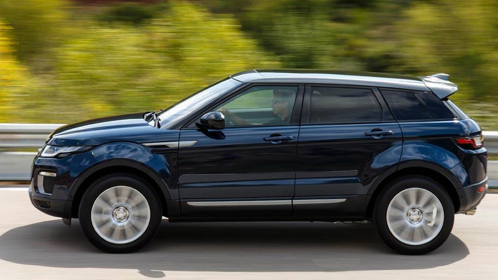 Range Rover Evoque 2016, todavía con más argumentos