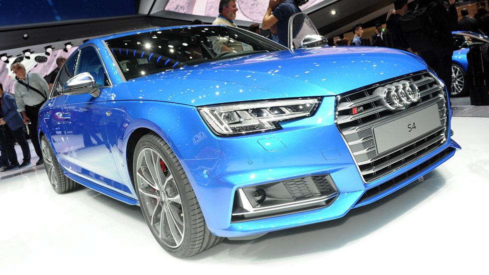 Audi S4 y S4 Avant 2016, más potente y ligero