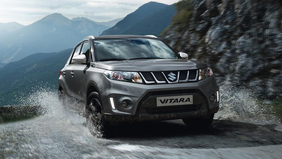 Suzuki Vitara S, más potencia para el SUV nipón