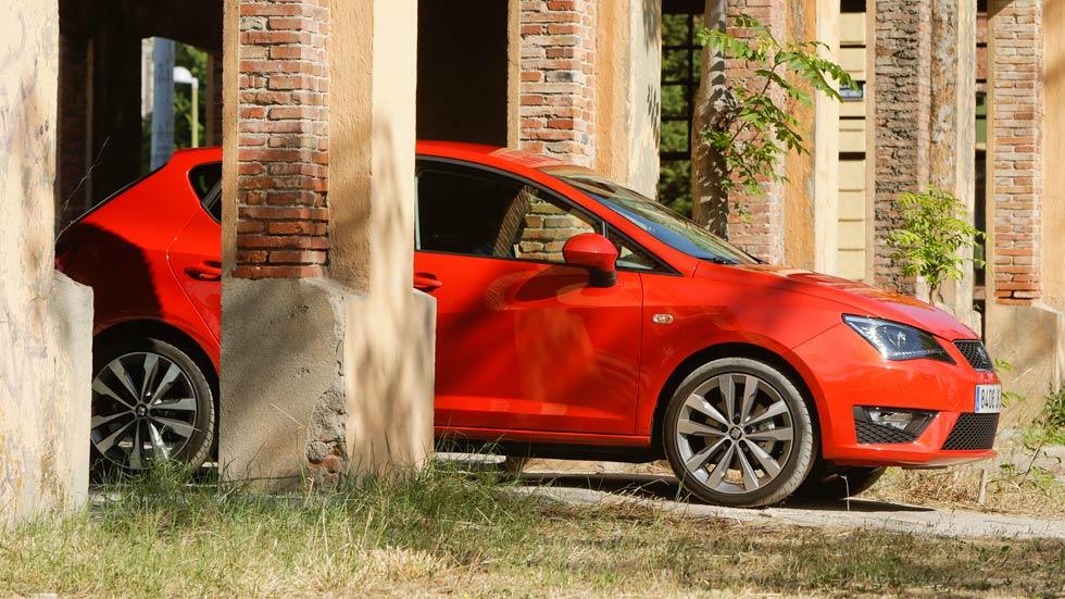 Seat Ibiza 1.0 TSI 110 FR, pequeño matón