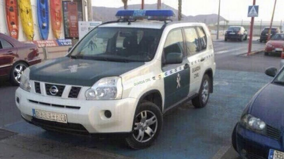 Un joven denunciado por 'burlarse' en Facebook del 'mal aparcamiento' de la Guardia Civil