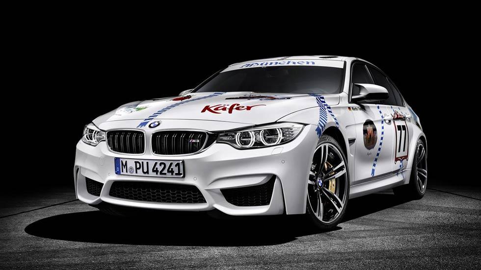 BMW se apunta a la Oktoberfest 2015 con un M3 muy especial