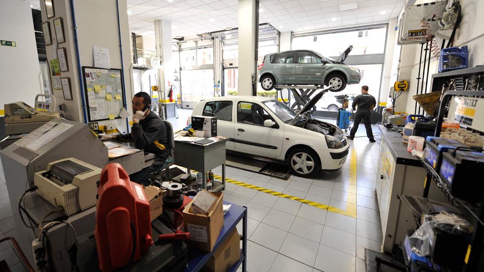 9 pistas que te evitarán reparar tu coche en un taller ilegal