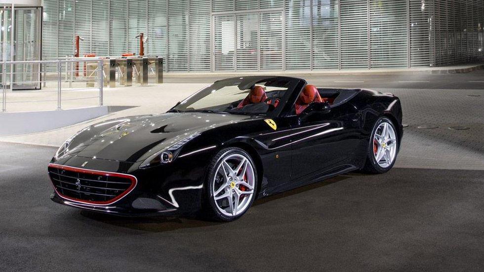 Ferrari California T Tailor Made, homenaje al Testarossa