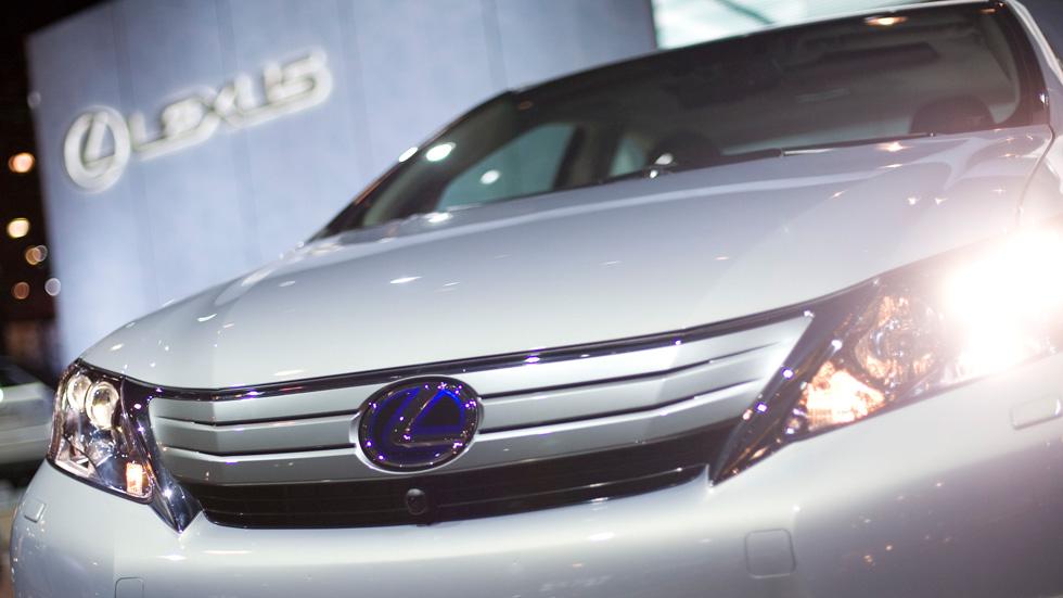 Lexus: 6 nuevos híbridos para 2020